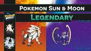 Pokemon Sun & Moon Legendary Pokemon • Evolution's & Island Deities