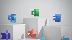 Microsoft Stellt Die Neuen Office App Icons Vor