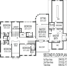 floor plans for large homes large house plans 7 bedrooms floor plans large homes