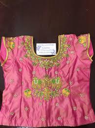 Full Blouse Designs For Children S Sudhasri Hemaswardrobe Kids Blouse Designs Kids Dress