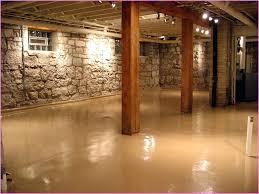 Paint Colors For Basement Floors Brilliant Painting A Concrete