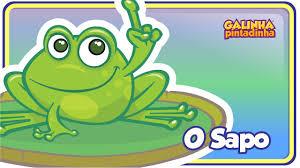 O Sapo não lava o pé - DVD Galinha Pintadinha - Desenho Infantil - YouTube