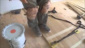 wood floor strap clamps in hardwood floor glue down installation how to use mryoucandoityourself you