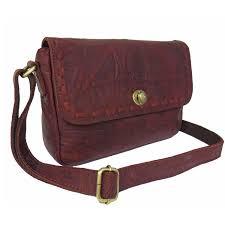 over 40 off rowallan women s burdy leather shoulder bag