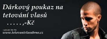 Ceník Tetováni Vlasů Brno