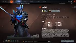 dota 2 sven dark mix set album on imgur