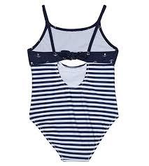 Nautica Girls One Piece Swimsuit