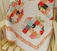 Pumpkin Seeds Quilt Sure To Dazzle – Quilting Cubby & pumpkin seeds patchwork pumpkin pattern Adamdwight.com