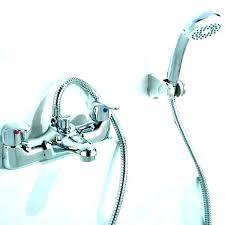 bathtub shower head attachment tub faucet spout heads attach a bathtub shower head