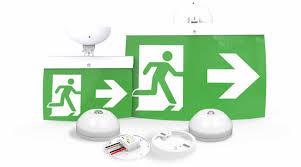 Emergency Lighting System Hochiki Europe Launches Mains Powered Emergency Lighting