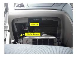 parking assist fuse box missing anyone else vauxhall mokka edited by blum 23 2013 at 10 22am