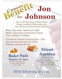 Jon Johnson Cancer Benefit – KIWARadio.com