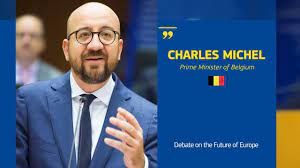 Debating the Future of Europe with Charles Michel - YouTube