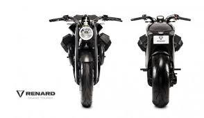 carbon fiber renard gt the 96 000