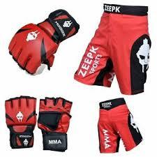 Ufc Glove Size Chart Details About Mma Gear Ufc Gloves Grappling Glove Ufc Fight Kick Boxing Cage Fighter Red Zeepk