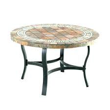 stone patio table. Round Stone Top Coffee Table Outdoor Patio Full Size Of Home Slate