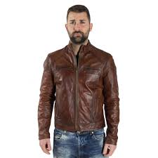 leather jacket 533