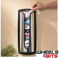 carrier bag storage. plastic carrier bag store \u0026 dispense bags storage holder recycle stainless steel