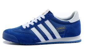 adidas shoes blue and white. adidas originals dragon lovers running shoe shoes blue and white i