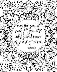 Bible Verses Coloring Pages Adult Coloring Sheets Bible Verse
