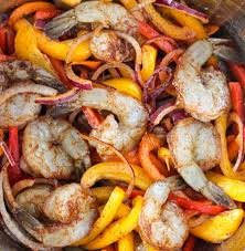 sheet pan shrimp fajitas one sheet pan shrimp fajitas special cuisine recipes