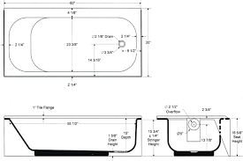 size of bathtub drop in tub sizes bathtubs idea amusing bathtub dimensions standard shower standard size size of bathtub