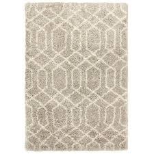 carpet art deco loft 5x7 beige ironwork beige indoor area rug common 5