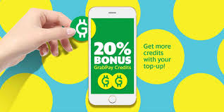 grab singapore top up grabpay credits get 20 more 1 day only promotion