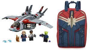 Gear Up With '<b>Captain Marvel</b>' Merch   Marvel