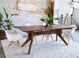 Italian 12 Best Modern Dining Tables Flax Twine 12 Best Modern Dining Tables Life On Elm Street Flax Twine
