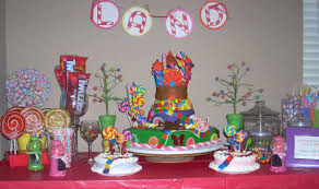 Candy Decorations Candy Table Decorations House Designs