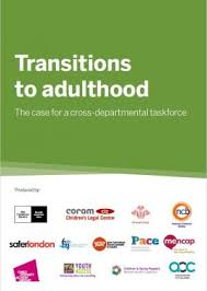 Transitions Into Adulthood Report The Childrens Society