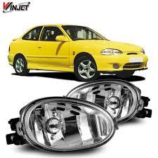 Hyundai Accent Fog Light Install Amazon Com Winjet Wj30 0123 09 Oem Series For 1998 1999