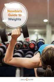 strength training for beginners your