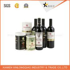 wine bottle stickers china fine customized label printing paper service wine logo bottle