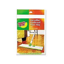 scotch brite microfiber hardwood floor mop