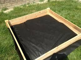 garden mat. raised bed gardening part 2 putting together the soil bargainbriana weed mat for garden n