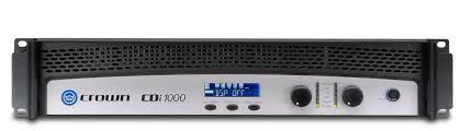 CDi <b>1000</b> | Crown Audio - Professional Power Amplifiers