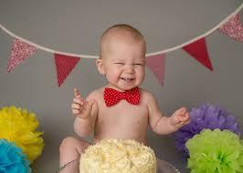 Hannah Merrett Photography Your Babys First Birthday Cake Smash Fun