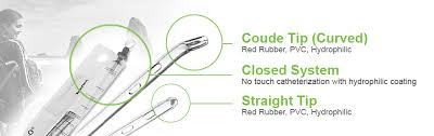 Types And Sizes Of Catheters Strive Medical Wound Care Urologicals