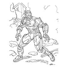 Small Picture 10 Amazing Captain America Coloring Pages For Your Little One