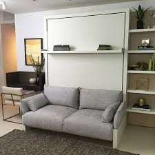 Murphy bed sofa twin Aomuarangdong Entrancing Murphy Bed With Sofa The Nuovoliola 10 Is Self Standing Queen Size Laoisenterprise Precious Kali Sofa Twin Wall Bed Sofa Space Saving Twin Beds Murphy