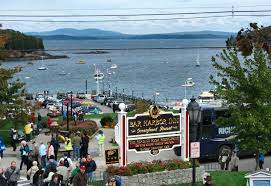 bar harbor public works bar harbor maine be sure to get a lobster roll hot dog bun
