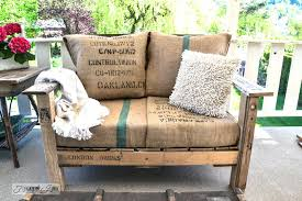 wood pallet patio furniture a cool pallet wood chair anyone can make in a couple of