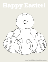 This page has 20 easter coloring pages to choose from and the cool part is they are not hidden. Free Printable Easter Coloring Pages For Kids Cute And Fun
