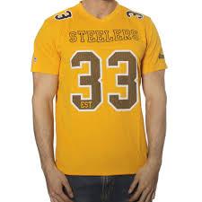 Abris Yl Nfl Pittsburgh Majestic Camiseta Steelers