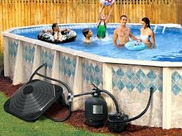 above ground pool solar heater setup diy reviews checkout the pros cons patio excellent out
