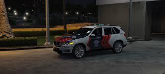 BMW X5 Indonesian Highway Patrol - GTA5-Mods.com
