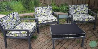 patio furniture slip covers. Custom Made Patio Furniture Cushions, Slip Covers,\u0026nbsp;trendy Covers A