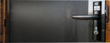 security screen door. Slide 3 Security Screen Door